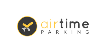 The Airtime Parking logo, designed by it'seeze