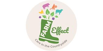The Farm Effect logo, designed by it'seeze