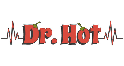 The Dr Hot logo, redrawn by it'seeze